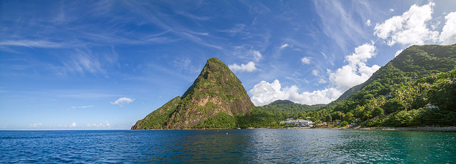climate and weather in st lucia